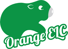 Orange Early Learning Centre Child Care - Logo